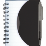 Black PP Notebook
