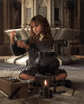 RI Harry Potter Hermione