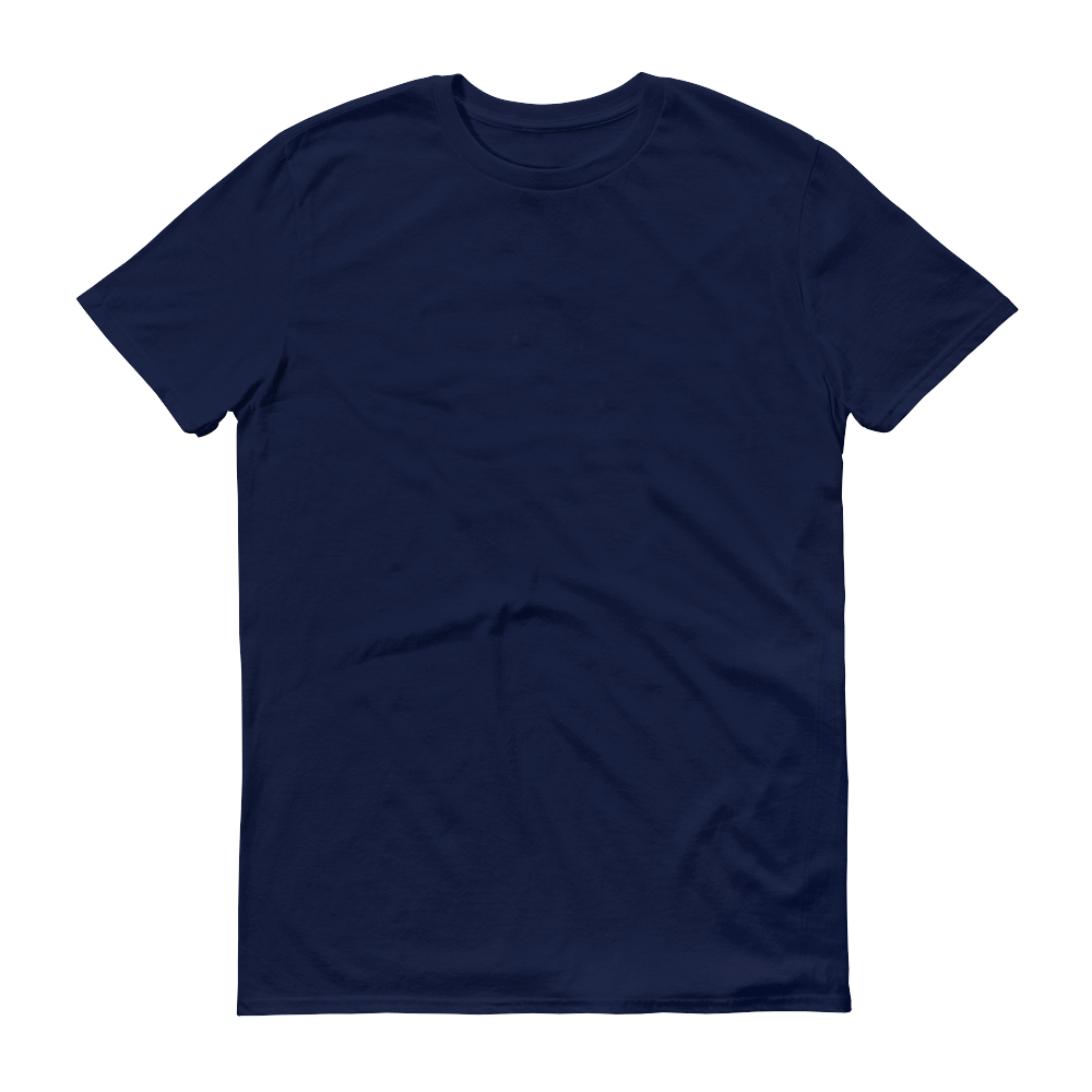 Design your t-shirt - Nw 03 Navy Blue