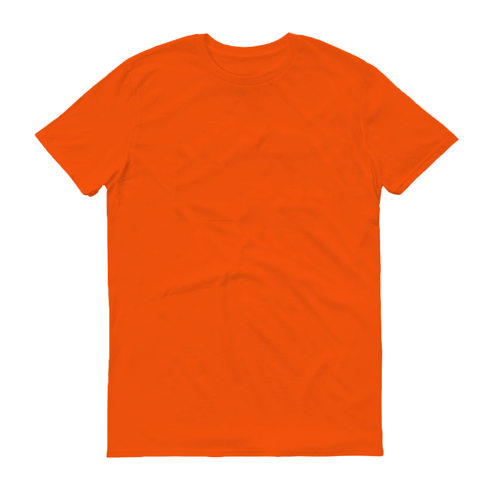 Orange thenoteway for T shirts printing online