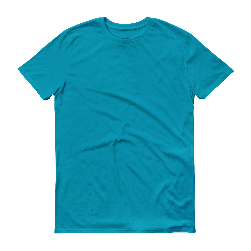 Design your own t shirt in singapore - Df 05 Turquoise