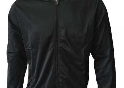 ACM01 Black Mid Gloss Jacket