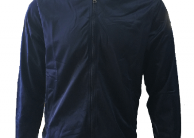 ACM02 Navy Blue Mid Gloss Jacket