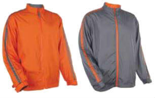 WBR0407 Orange/Grey
