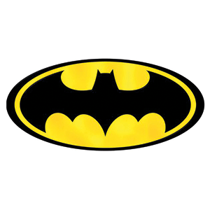 Bat signal Batman logo illustration