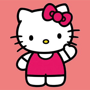 Hello Kitty illustration
