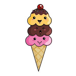 ice cream illustration 1