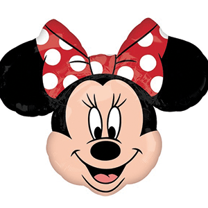 Minnie Mouse illustration