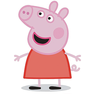 Peppa Pig illustration